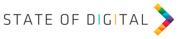 state of digital logo